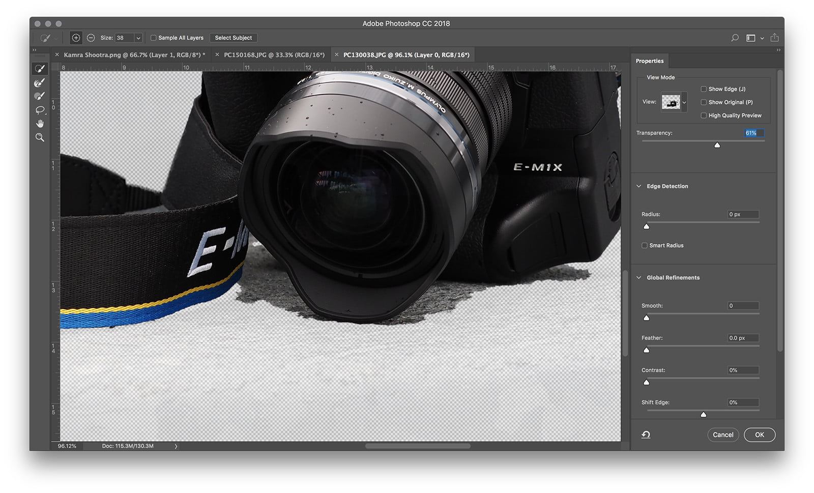 How to Make a Background Transparent in Photoshop | Digital Trends image