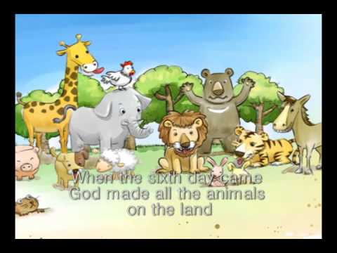 Creation story clipart clip royalty free download The creation story - \