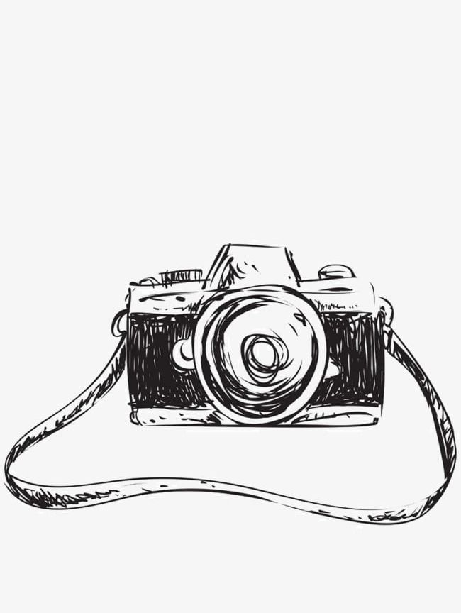 Creative clips clipart camera free black and white clip art black and white download Sketch Camera Creative Pull Away PNG, Clipart, Away Clipart, Away ... clip art black and white download