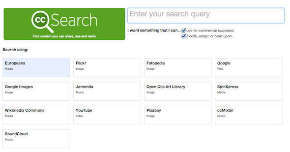 Creative commons clipart search transparent 5 More Places To Help You Find Quality Creative Commons Images transparent