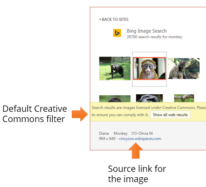 Creative commons clipart search image royalty free library Microsoft is Dumping Clip Art! What Are You Going To Do? | The ... image royalty free library