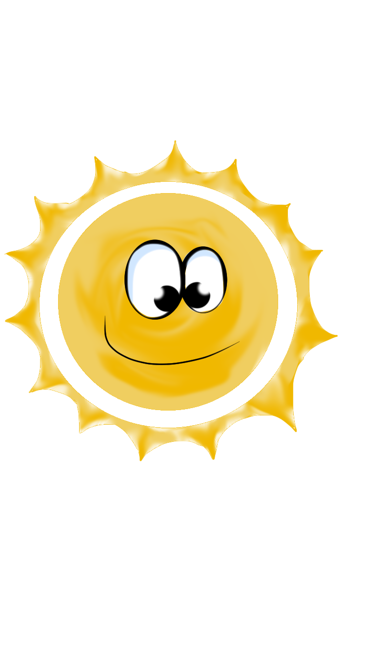 Free ClipArt Cartoony sun png You can use these Creative Commons ... clip art free library