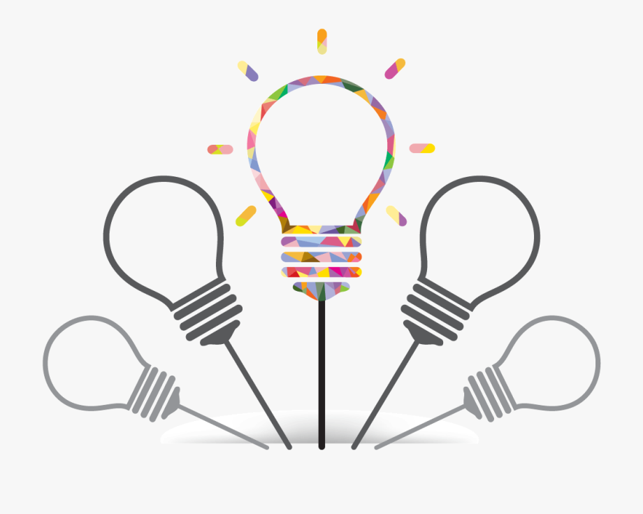 Creative design clipart png royalty free stock Flat,light Idea Business Bulb,vector,light Png File - Creative ... png royalty free stock