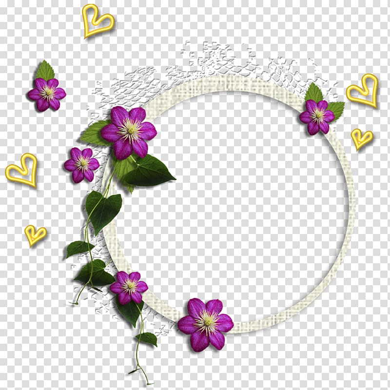 Creative flowers clipart banner freeuse download Frame , Floral border Creative floral border transparent background ... banner freeuse download