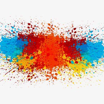 Creative Splashing, Color Splash, Ink Splash, Brush PNG Transparent ... png freeuse