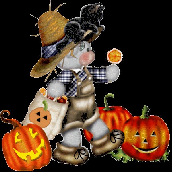 Creddy halloween clipart
