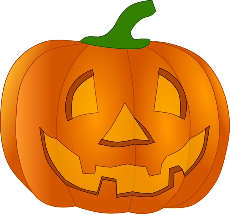 Creepy carved pumpkin clipart graphic royalty free library Halloween - BDFjade graphic royalty free library