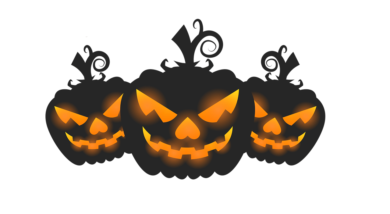 Creepy carved pumpkin clipart clip transparent Free*} Download Happy Halloween Wallpapers, Halloween Scary Costume ... clip transparent