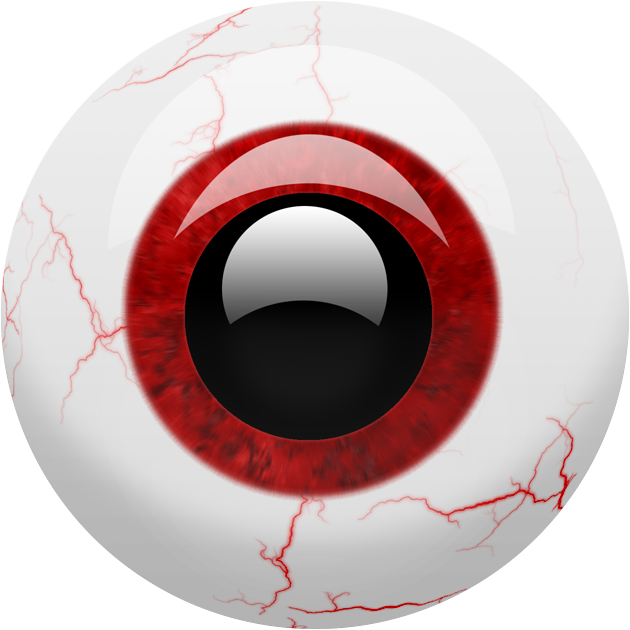 Scary cartoon eyes clipart images gallery for free download | MyReal ... image library library