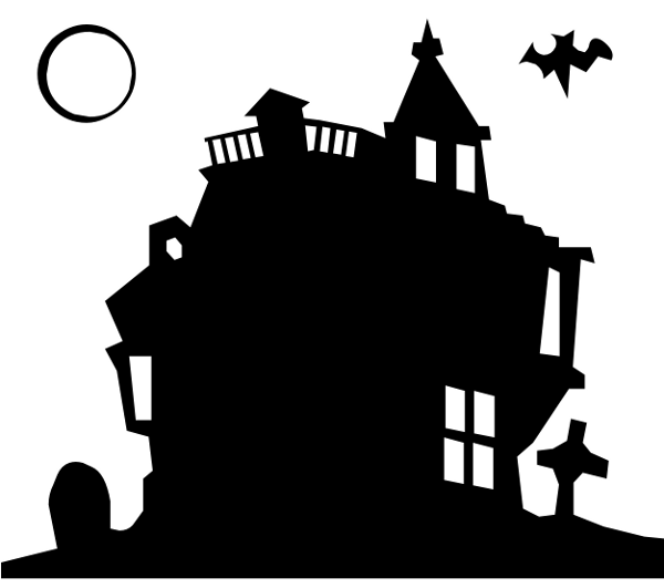 Haunted house clipart png clip art freeuse download Haunted House creepy - /holiday/halloween/haunted_house ... clip art freeuse download