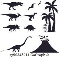 Cretaceous clipart picture Cretaceous Clip Art - Royalty Free - GoGraph picture