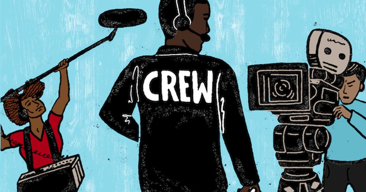 Crewpositions clipart svg transparent stock How to Get a Film Crew Job svg transparent stock