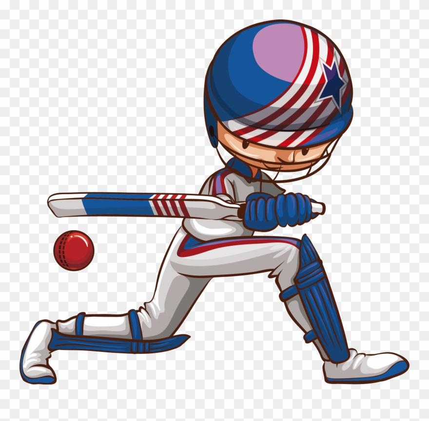 Cricket ball and bat clipart clip free library Clip Art Freeuse Cricket Drawing Royalty Free - Cartoon Cricket Ball ... clip free library