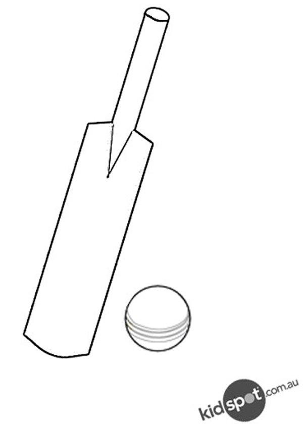 Cricket bat clipart black and white vector free library Bat black and white cricket bat clipart black and white 2 - WikiClipArt vector free library