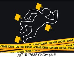 Free crime scene clipart svg free stock Crime Scene Investigation Clip Art - Royalty Free - GoGraph svg free stock