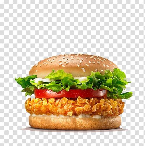 Crispy chicken burger clipart jpg stock Chicken sandwich Whopper Hamburger Burger King Specialty Sandwiches ... jpg stock