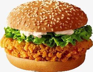 Crispy chicken burger clipart image free download Crispy Chicken Burger PNG Images, Crispy Chicken Burger Clipart Free ... image free download