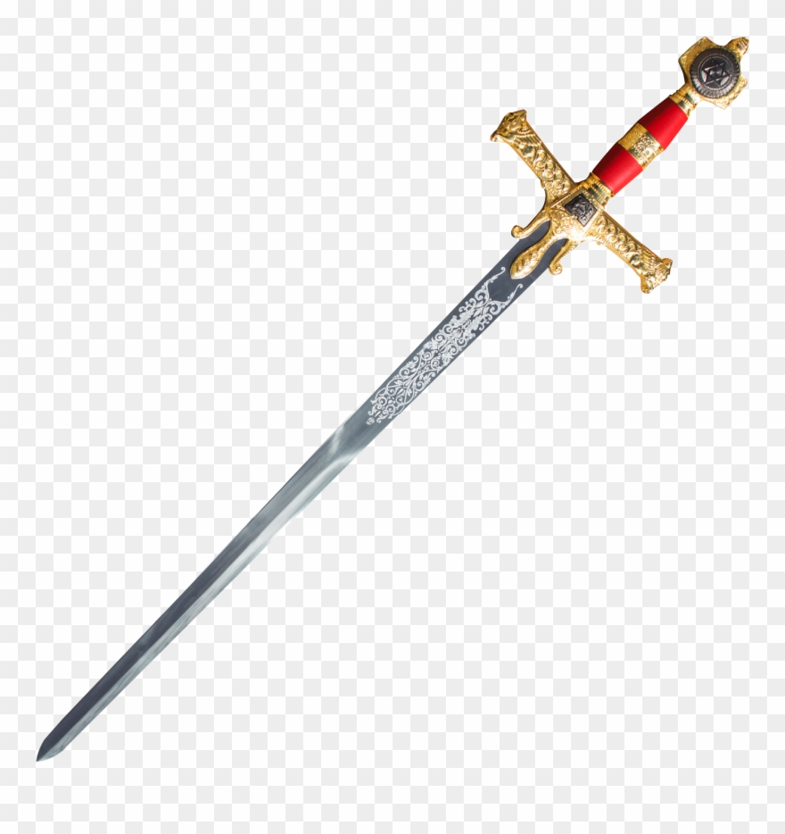 Cristian swords cliparts png library download Weapon Clipart King Sword - Staff Of The Pact Keeper - Png Download ... png library download