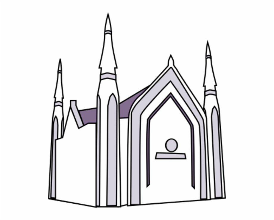 Steeple Clipart Inc Church - Iglesia Ni Cristo Church Drawing Free ... banner library