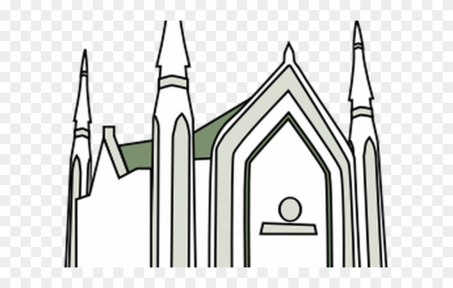 Church Clipart Iglesia - Iglesia Ni Cristo Church Drawing - Png ... image free