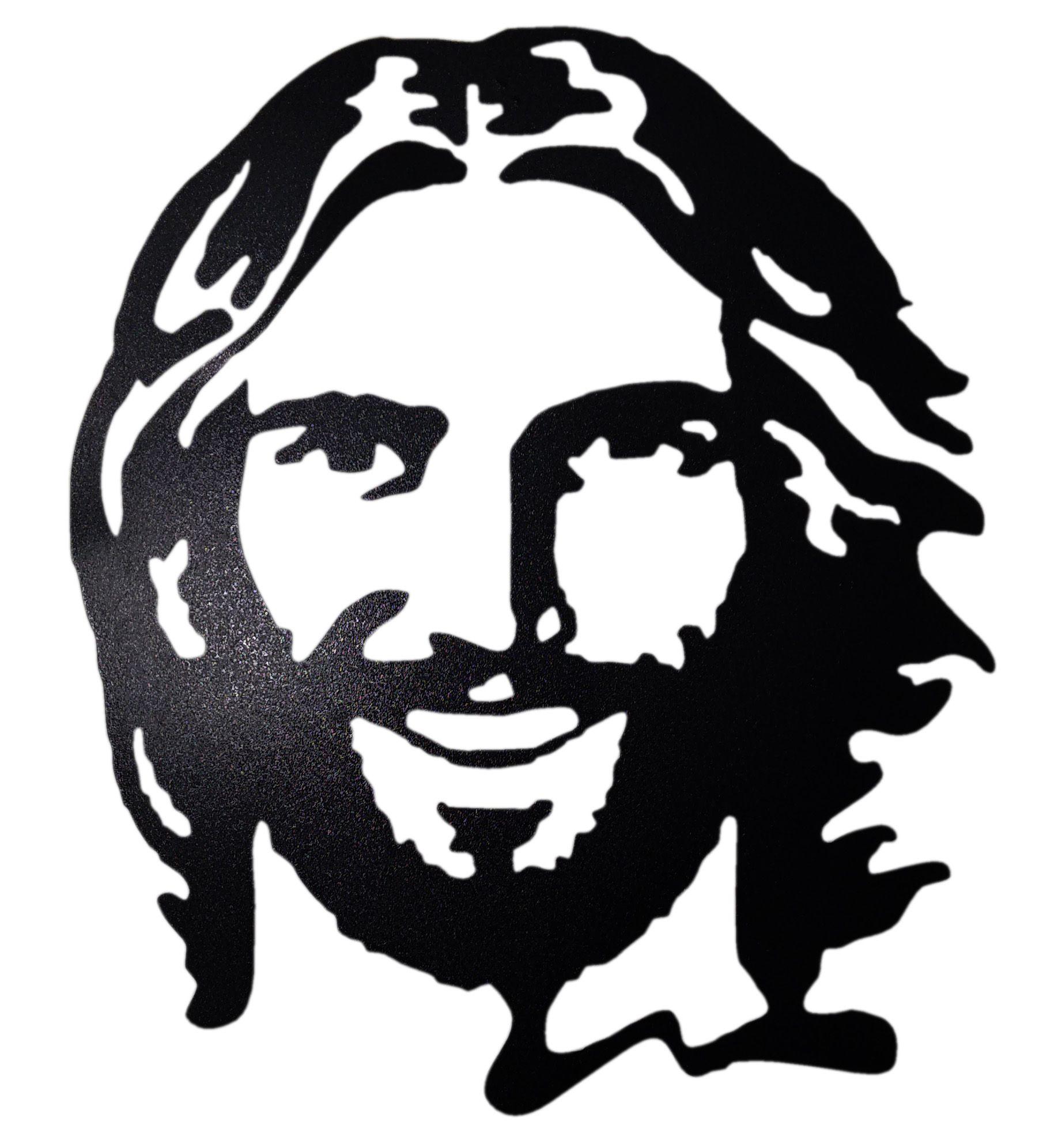 Cristo jesus dios religion catolicos svg clipart vector freeuse download Rostro Jesus Sonriente | Pixeles | Rostro de jesús, Blanco y negro y ... vector freeuse download