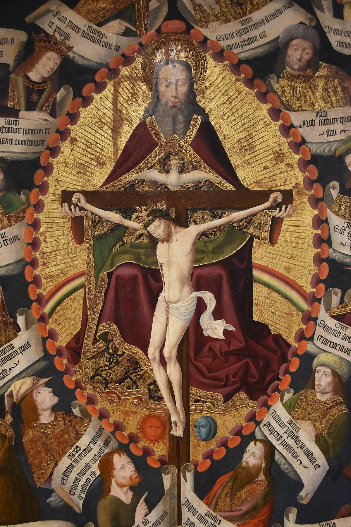 Cristo jesus dios religion catolicos svg clipart freeuse stock Santísima Trinidad - Wikipedia, la enciclopedia libre freeuse stock
