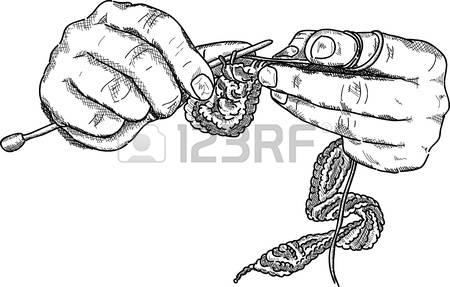 Crochet clipart logo cartoon black and white stock 9,414 Crochet Stock Vector Illustration And Royalty Free Crochet ... stock