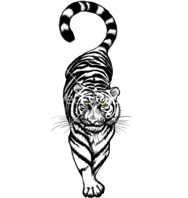 Croching clipart image black and white stock black and white crouching | Clipart Panda - Free Clipart Images image black and white stock