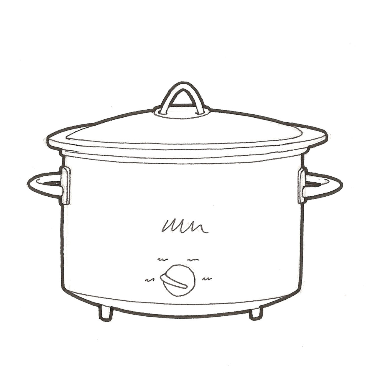 Crockpot clipart image royalty free library Free Crockpot Cliparts, Download Free Clip Art, Free Clip Art on ... image royalty free library