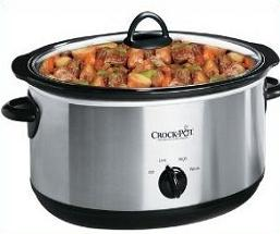 Crockpot clipart image black and white Free Slow Cooker Clipart image black and white