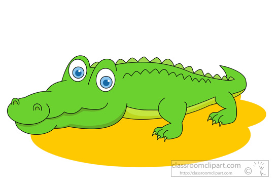 Crocodile eyes and snout in water clipart clipart freeuse download Animated Alligator Clipart | Free download best Animated Alligator ... clipart freeuse download