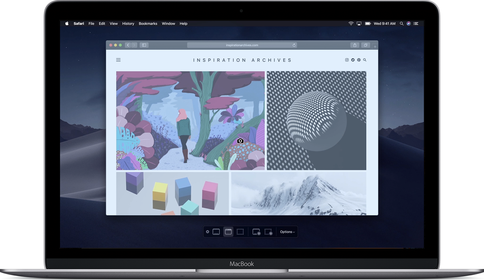 How to take a screenshot on your Mac - Apple Atbalsts image royalty free library