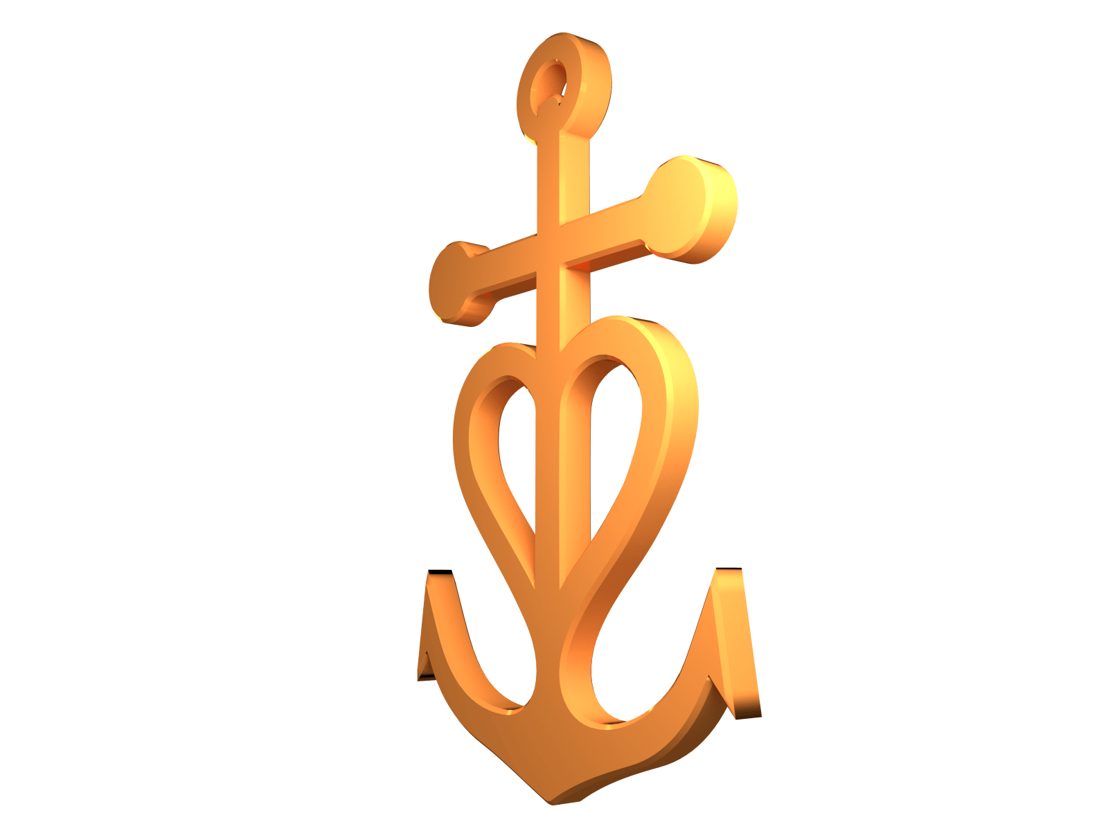 Cross and anchor clipart clip transparent download Christian Anchor transparent PNG - StickPNG clip transparent download