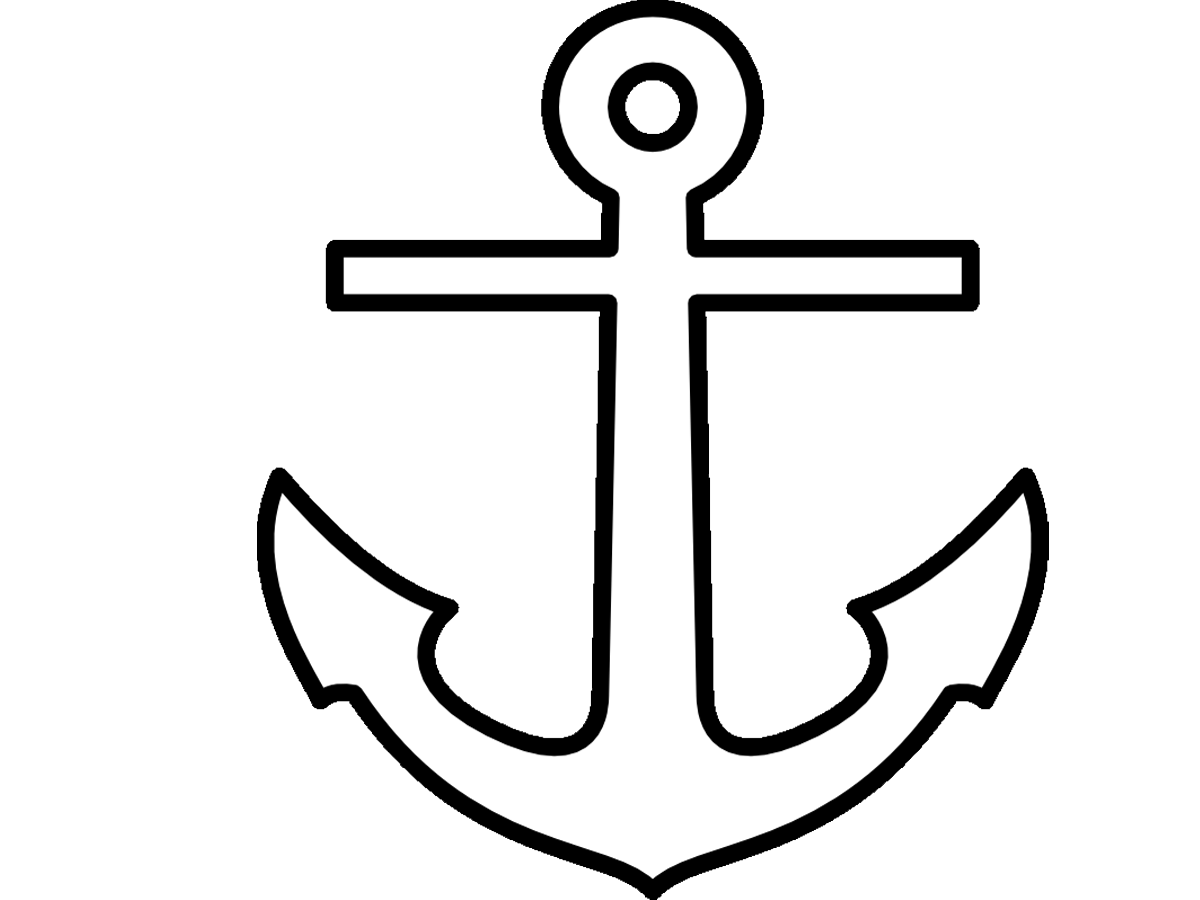 Cross and anchor clipart jpg transparent library Image - Anchor-body.png | Object Shows Community | FANDOM powered by ... jpg transparent library