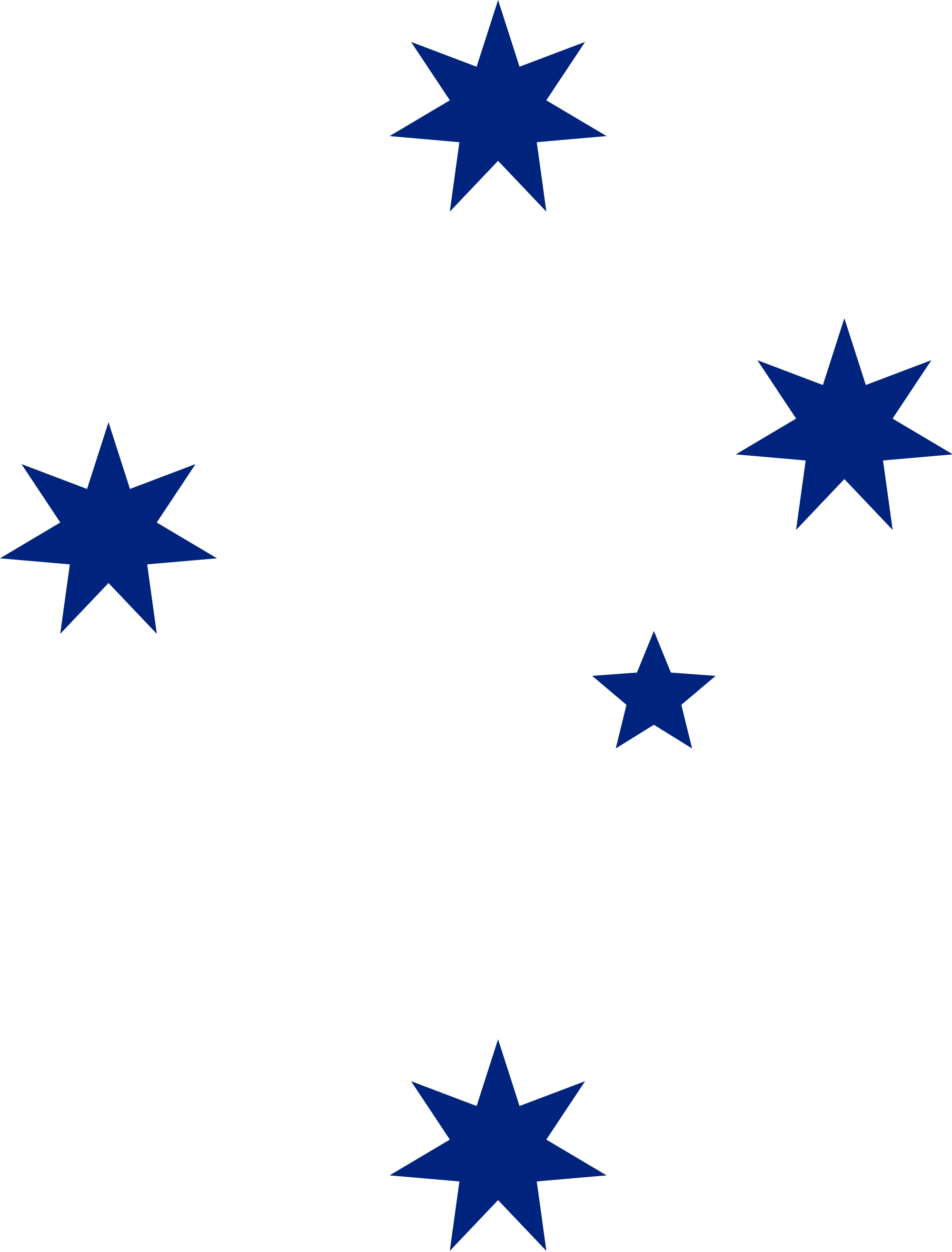 Cross and flag clipart clipart File:Southern Cross (Australia).svg - Wikimedia Commons clipart