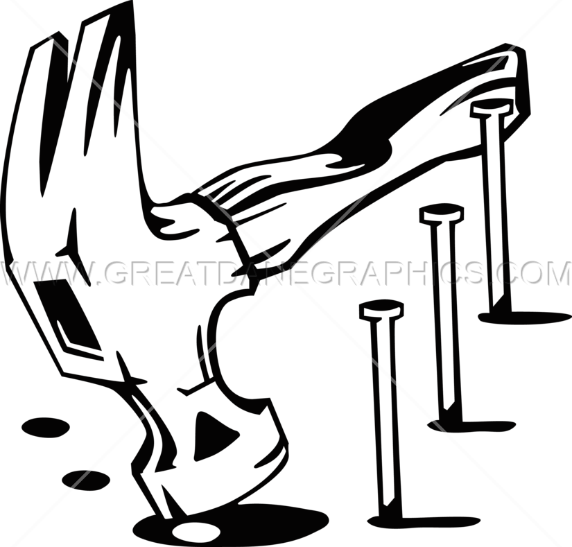 Cross and nails clipart clip free library Nails Drawing at GetDrawings.com | Free for personal use Nails ... clip free library