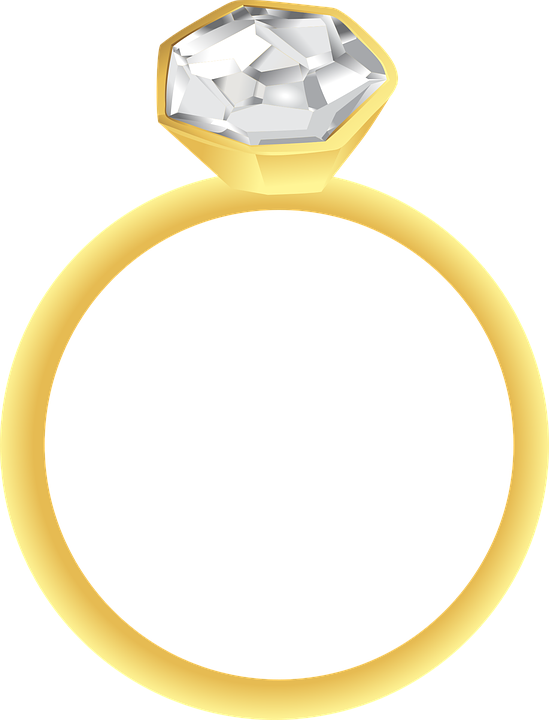 Cross and wedding rings clipart banner Cartoon Diamond Ring#4416867 - Shop of Clipart Library banner
