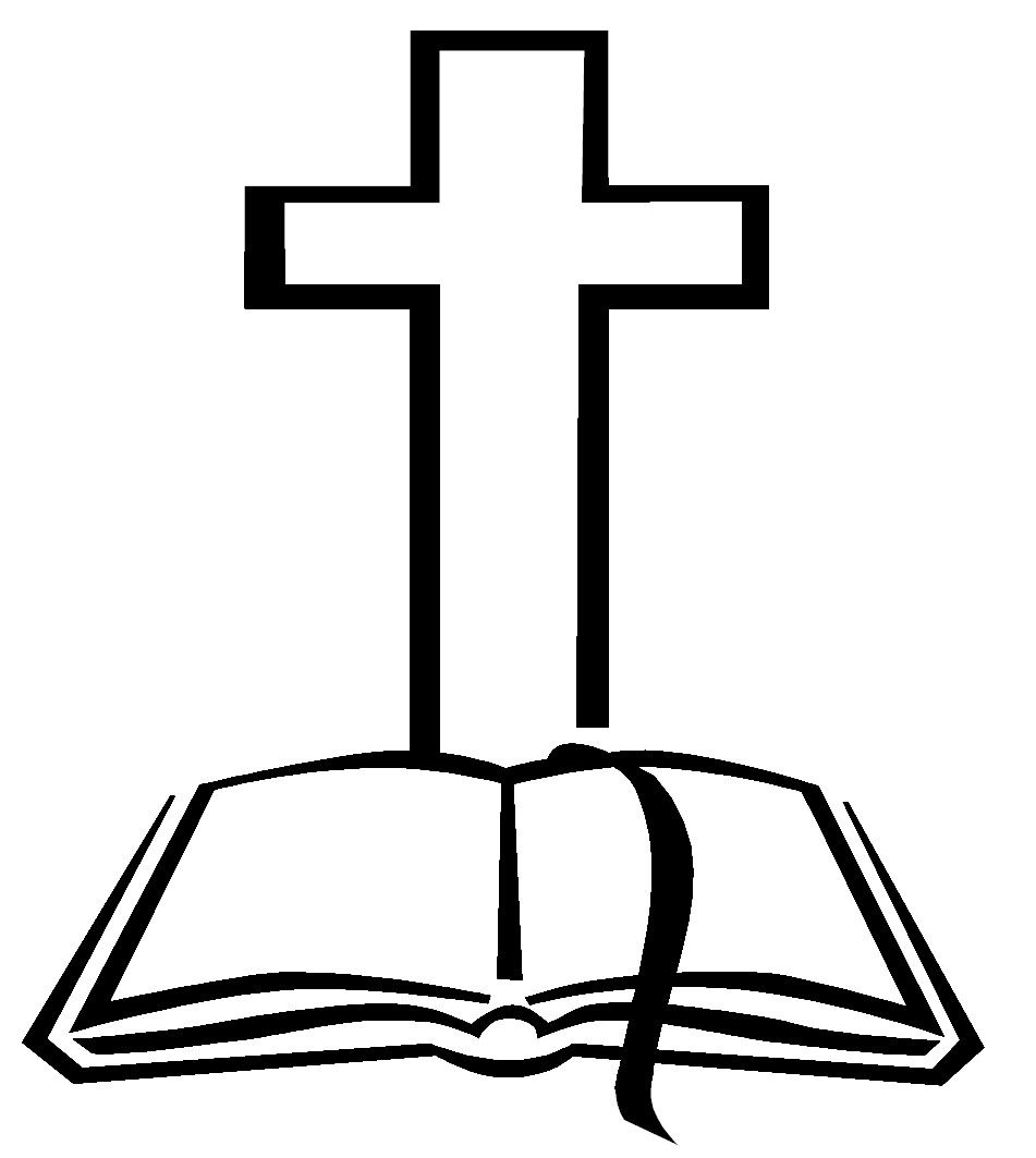 Cross bible and rosary black and white headstone clipart clip art freeuse library Pin by Jason Adams on Patterns: Jewelry | Cross clipart, Christian ... clip art freeuse library