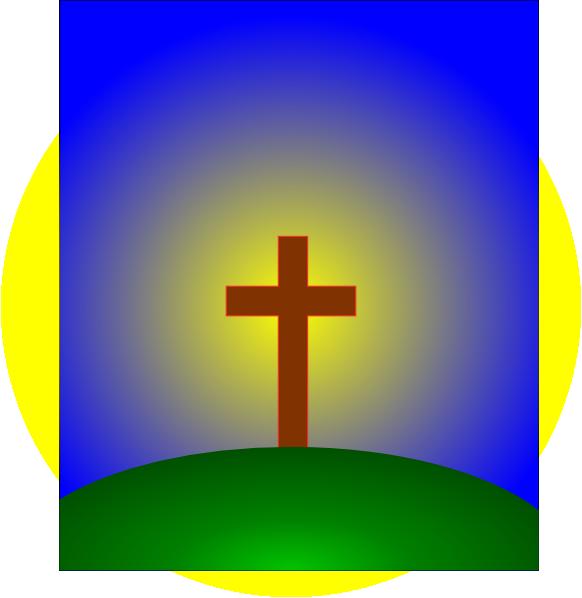 Cross & bible clipart jpg library download Cross Clip Art at Clker.com - vector clip art online, royalty free ... jpg library download