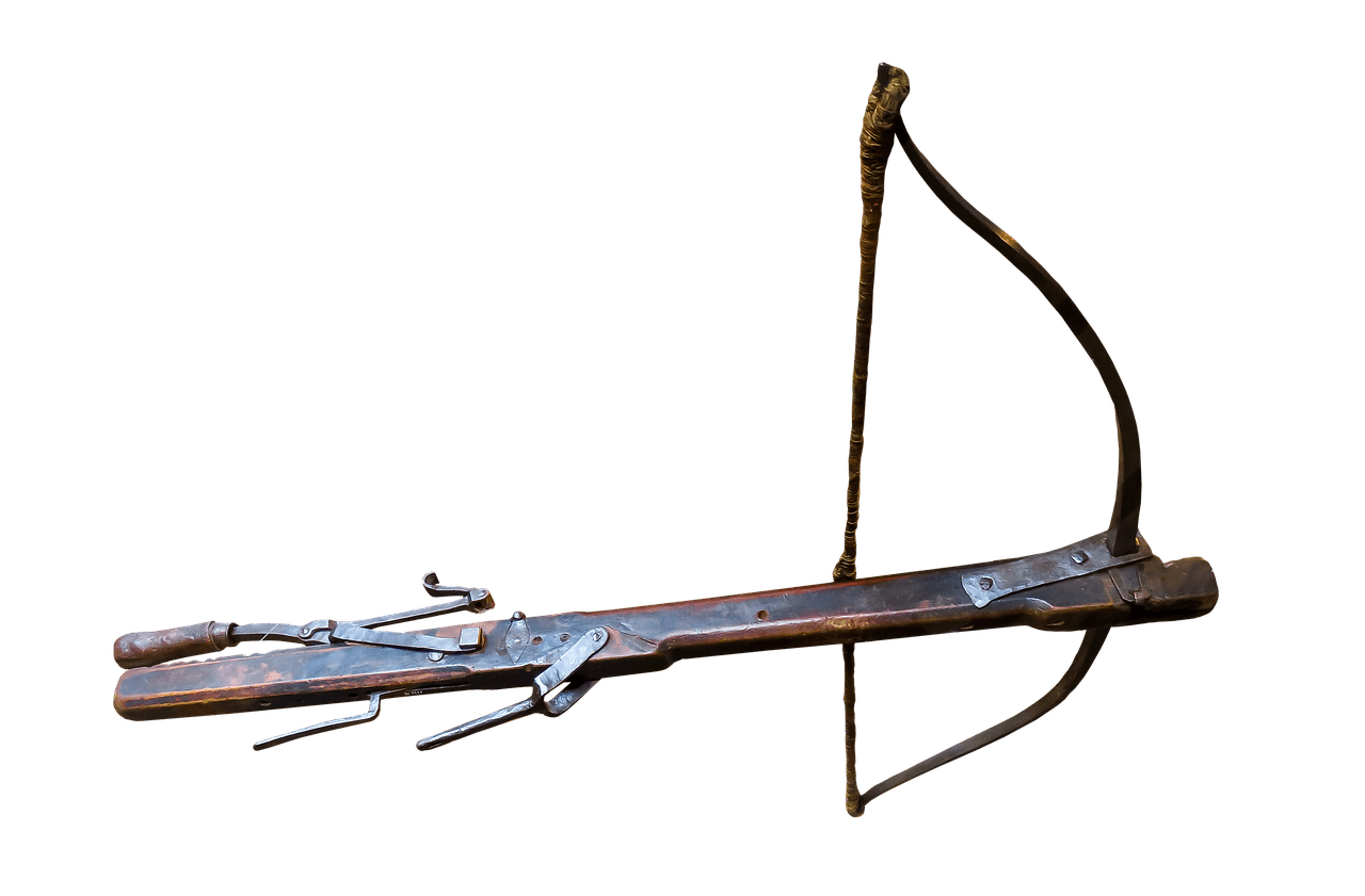 Cross bow clipart free library Crossbow transparent PNG - StickPNG free library