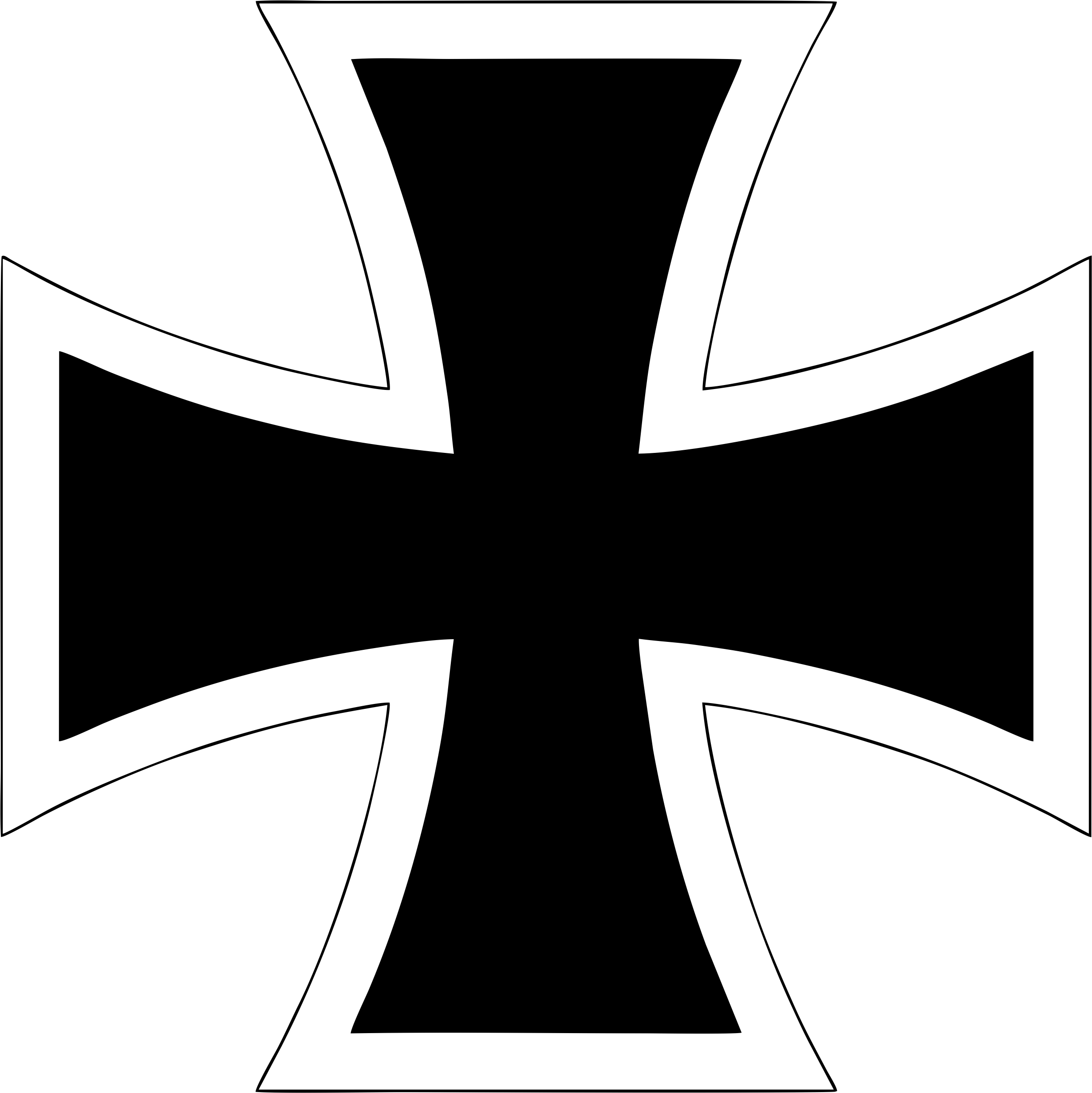 Cross clipart black and white free picture Iron Cross Clipart picture