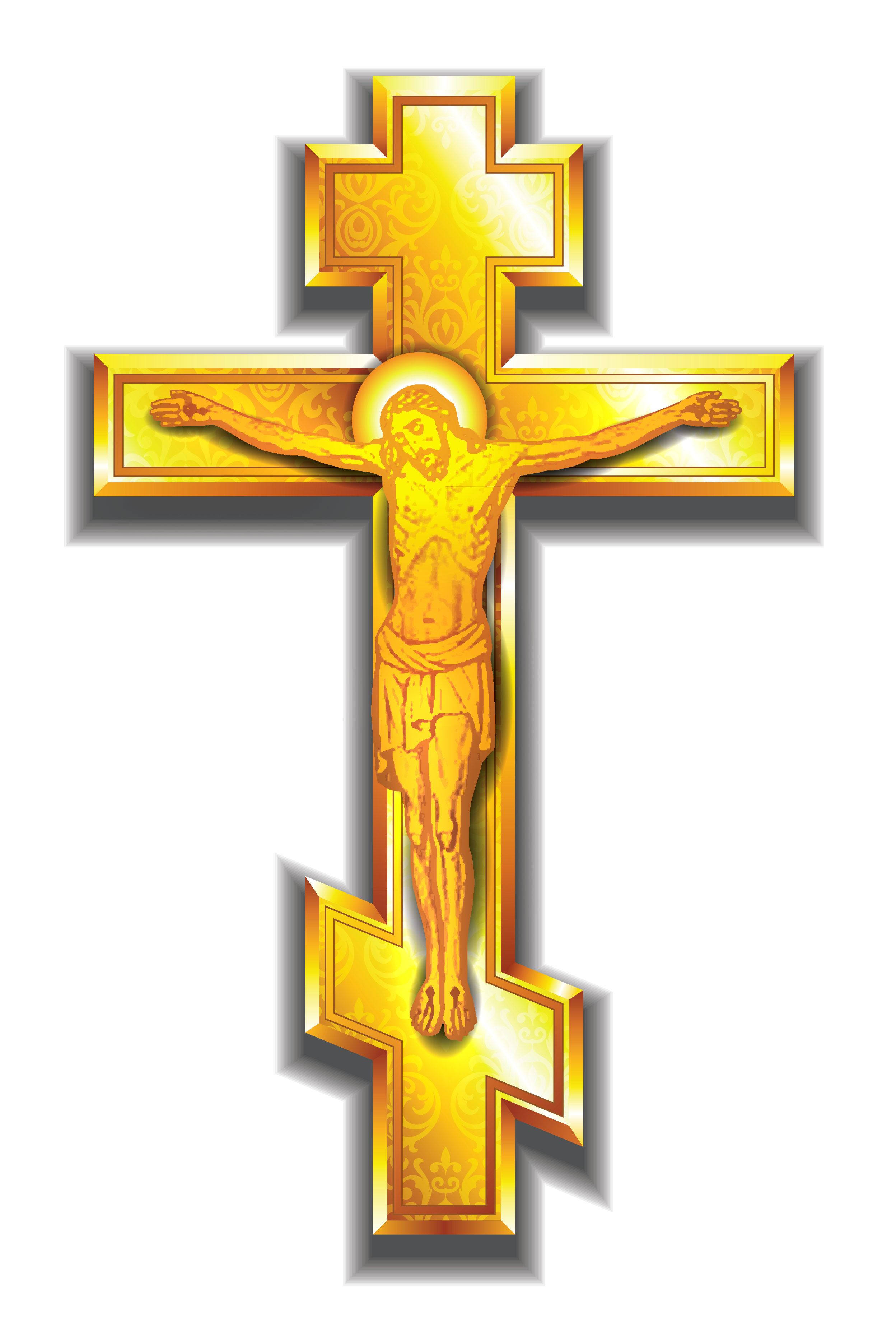 Cross clipart free download picture transparent Gold Cross PNG Clipart Picture | Gallery Yopriceville - High ... picture transparent
