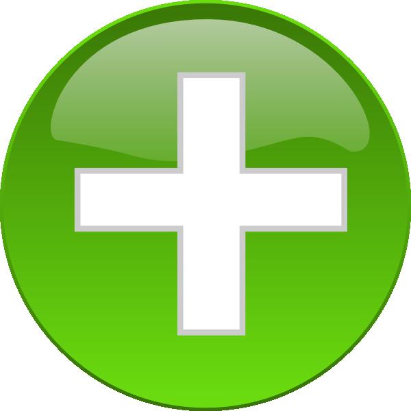 Green cross clipart banner free Medical Cross Button Clip Art at Clker.com - vector clip art online ... banner free