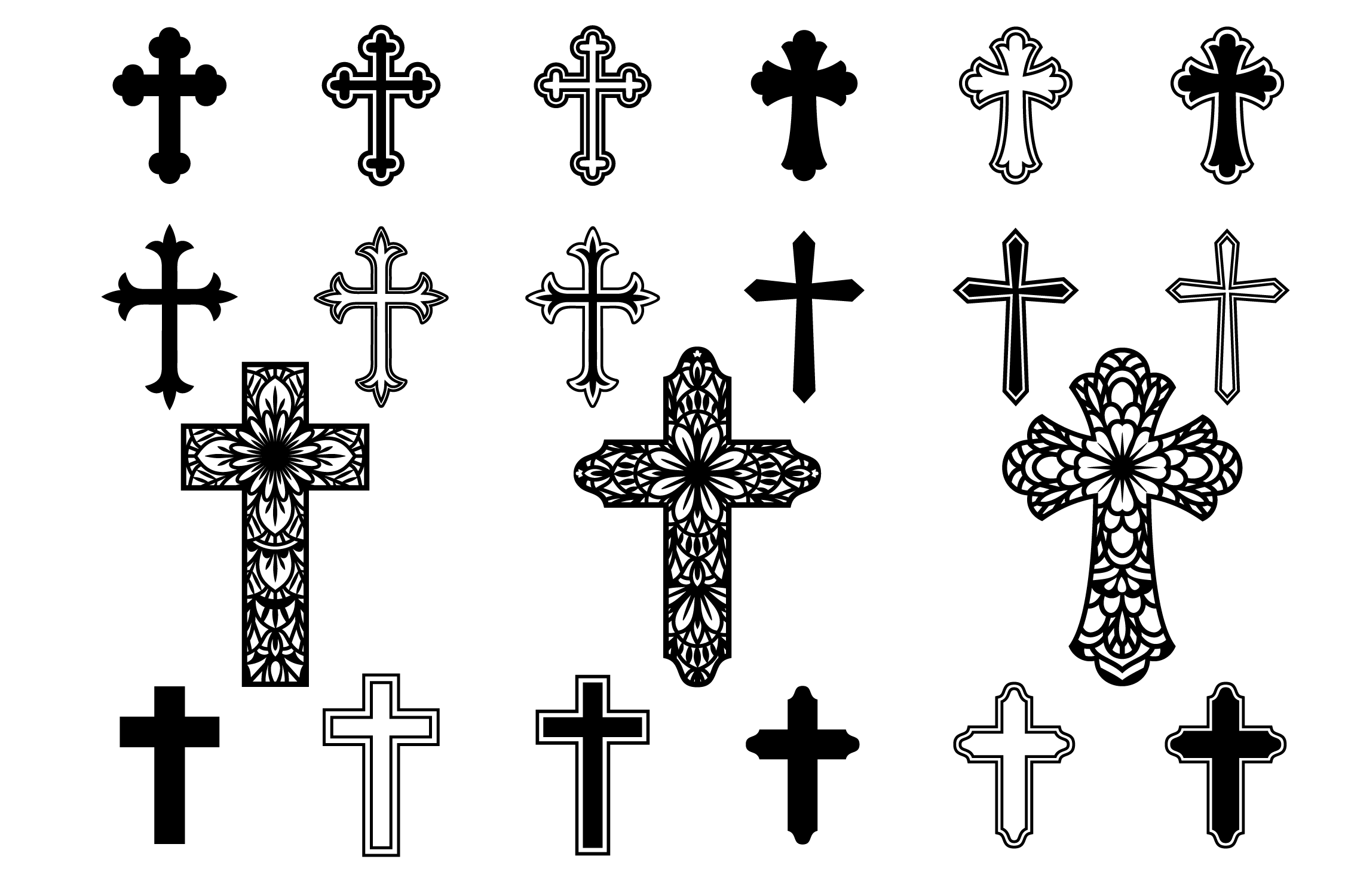Cross clipart image image royalty free stock Cross SVG, Crosses Clipart, Christian Svg Files image royalty free stock