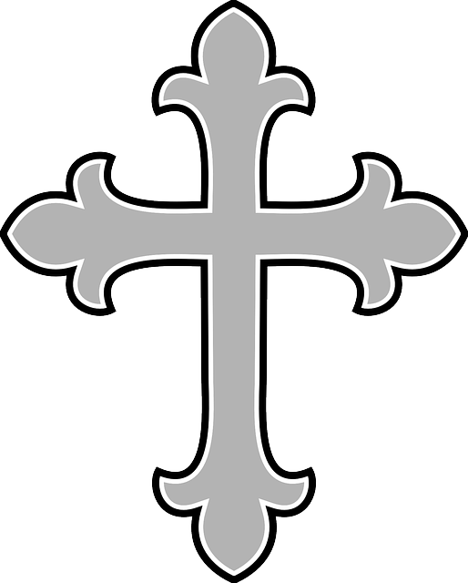 Faith cross clipart graphic free stock gray-symbol-cross-christian-religion-shape-faith.png (514×640 ... graphic free stock