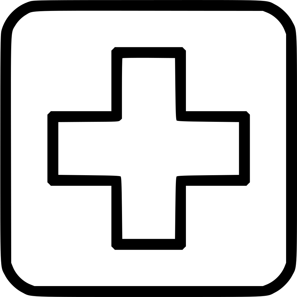 Cross clipart svg graphic royalty free library Medicine Cross Hospital Clinic Healthcare Svg Png Icon Free Download ... graphic royalty free library