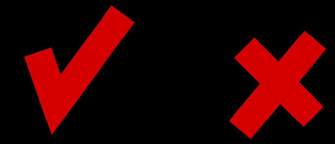 Cross clipart vector jpg royalty free Free Tick And Cross, Download Free Clip Art, Free Clip Art on ... jpg royalty free