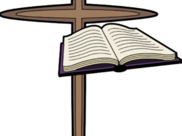 Cross clipart with bible svg library stock Bible And Cross Clipart 15 - 225 X 225 | carwad.net svg library stock