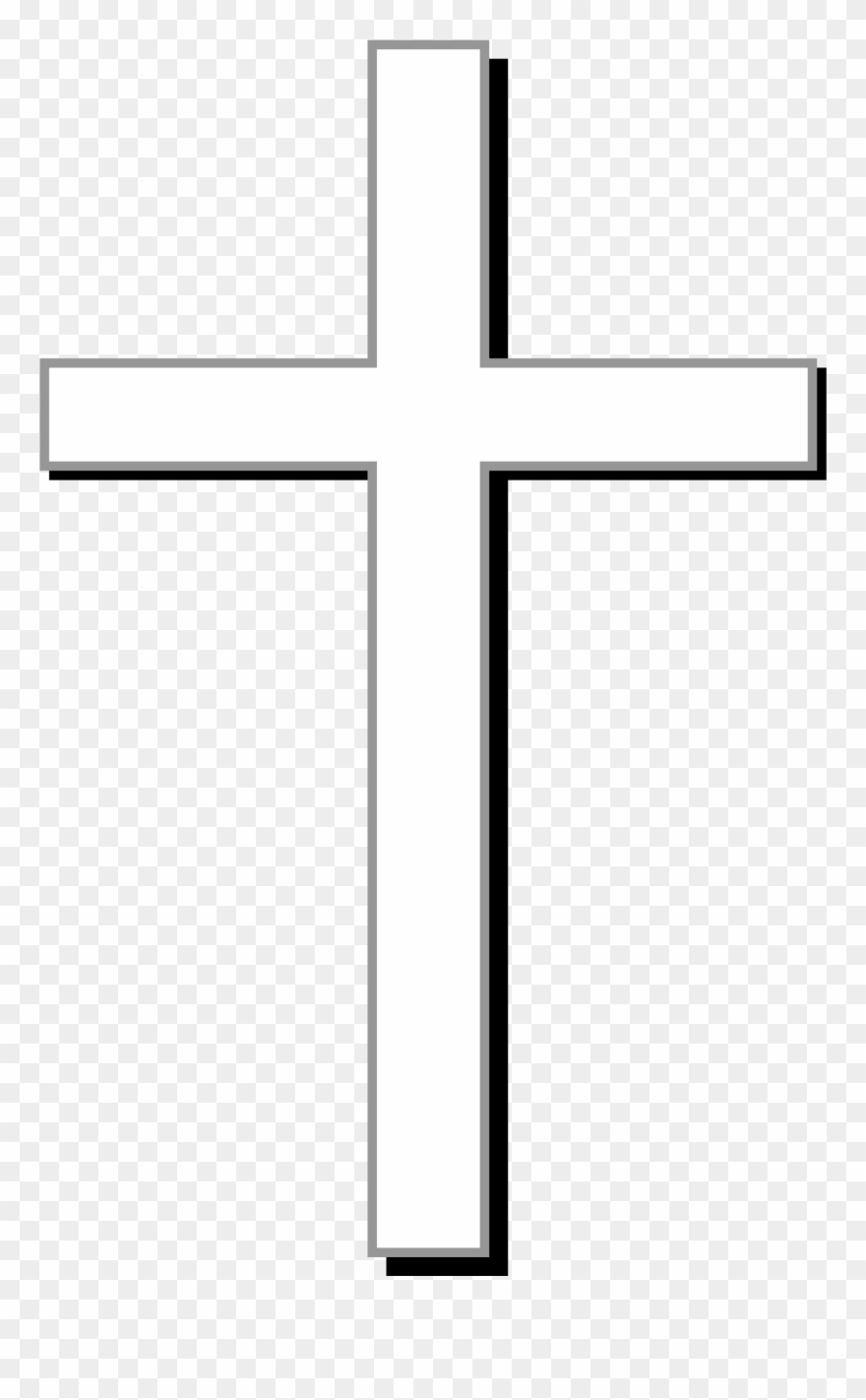 White Cross Png No Background & Free White Cross No Background.png ... graphic royalty free library