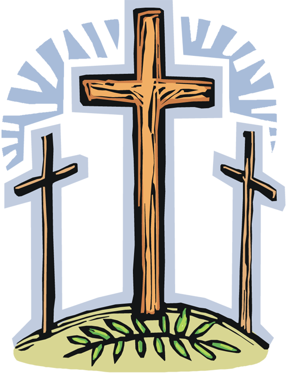 Easter cross clipart free clipart library Good Friday Clip Art Words | Clipart Panda - Free Clipart Images clipart library